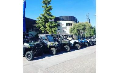 Comprar Vehiculos Ocasión en MotoQuad Magina