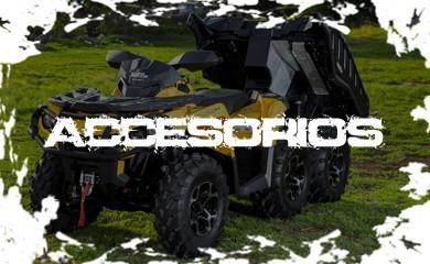 Comprar Accesorios en MotoQuad Magina
