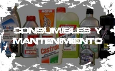 Consumibles - Mantenimiento