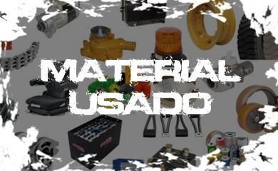Material usado