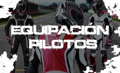 Comprar Equipacion piloto en MotoQuad Magina