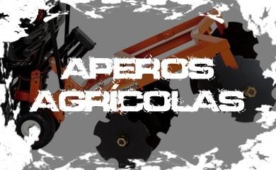 Comprar Aperos agricolas en MotoQuad Magina